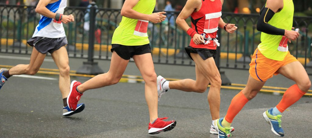 Disneyland Hotel Running