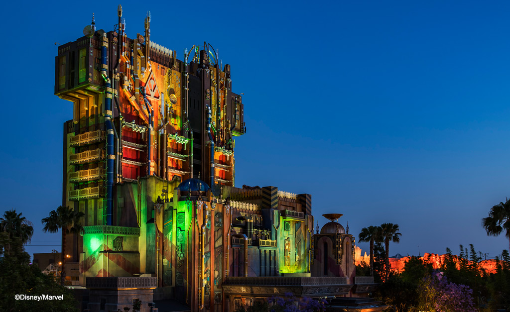 Downtown Disney Hotels California