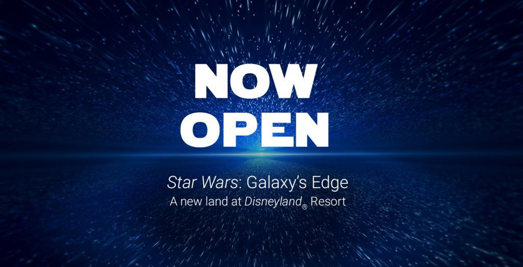 Disneyland Hotel Star Wars
